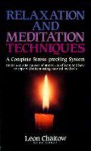 Foto Cover di Relaxation and Meditation Techniques, Ebook inglese di Leon Chaitow, edito da HarperCollins Publishers