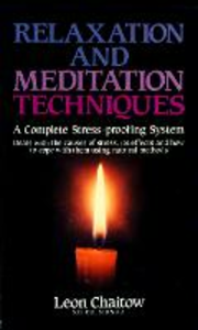 Ebook in inglese Relaxation and Meditation Techniques Chaitow, Leon