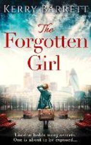 Ebook in inglese The Forgotten Girl Barrett, Kerry