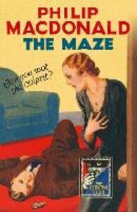 Foto Cover di The Maze, Ebook inglese di Philip MacDonald, edito da HarperCollins Publishers