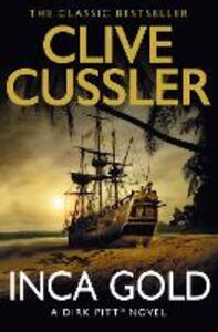 Inca Gold - Clive Cussler - cover