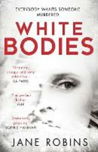 White Bodies - Jane Robins - cover