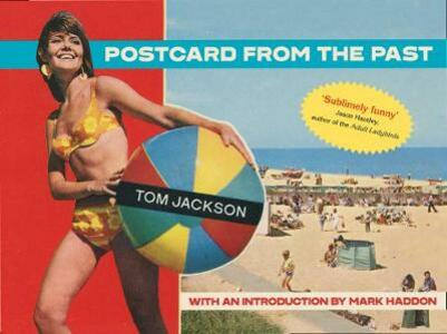 Postcard From The Past - Tom Jackson - cover