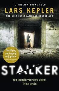 Stalker - Lars Kepler - cover