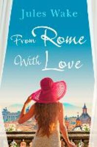Ebook in inglese There's No Place Like Rome Wake, Jules
