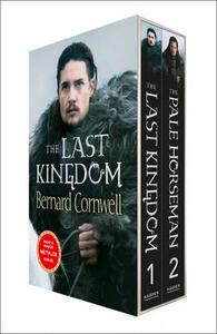 The Last Kingdom Series - Bernard Cornwell - cover