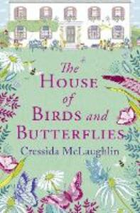 The House of Birds and Butterflies - Cressida McLaughlin - cover