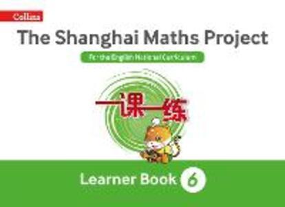 The Shanghai Maths Project Year 6 Learning - Laura Clarke,Caroline Clissold,Linda Glithro - cover