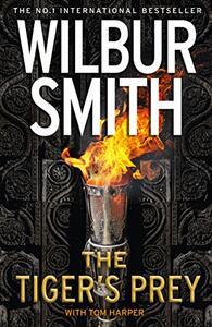 The Tiger's Prey - Wilbur Smith - cover