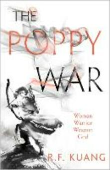 The Poppy War - R.F. Kuang - cover