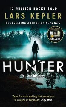 Hunter - Lars Kepler - cover