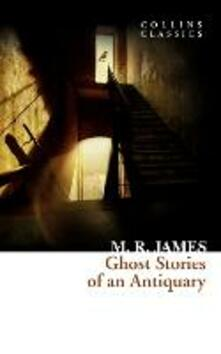 Ghost Stories of an Antiquary - M. R. James - cover