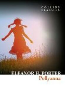 Pollyanna - Eleanor H. Porter - cover