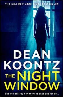 The Night Window - Dean Koontz - cover