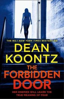 The Forbidden Door - Dean Koontz - cover