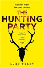 Libro in inglese The Hunting Party Lucy Foley