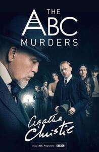 The ABC Murders - Agatha Christie - cover