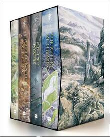 The Hobbit & The Lord of the Rings Boxed Set - J. R. R. Tolkien - cover