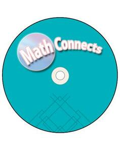 Math Connects, Grade 2, Studentworks Plus DVD - McGraw-Hill Education - cover