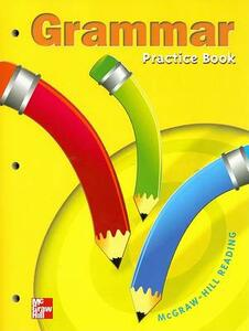 Grammar Practice Bk 1 - cover