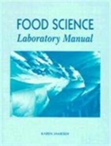 Food Science Laboratory Manual - Karen S. Jamesen - cover