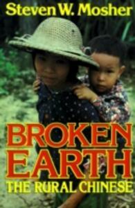 Broken Earth - Steven W. Mosher - cover