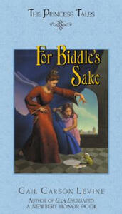 For Biddle's Sake - Gail Carson Levine - cover