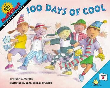 100 Days of Cool - Stuart J. Murphy - cover