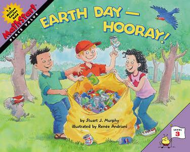 Earth Day--Hooray! - Stuart J. Murphy - cover