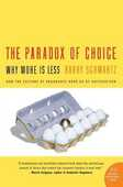 Libro in inglese The Paradox of Choice: Why More is Less Barry Schwartz