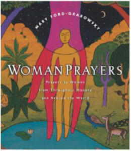 Woman Prayers - Mary Ford-Grabowsky - cover