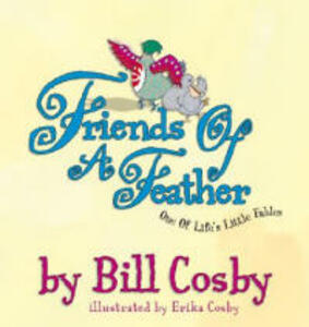 Friends of a Feather - Bill Cosby - cover