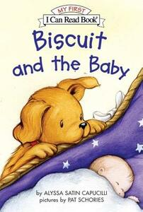 Biscuit And The Baby - Alyssa Satin Capucilli - cover