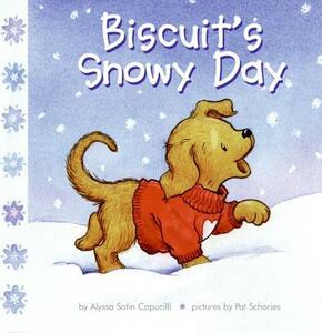 Biscuit's Snowy Day - Alyssa Satin Capucilli - cover