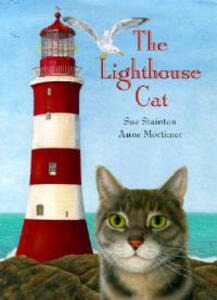 The Lighthouse Cat - Sue Stainton - cover