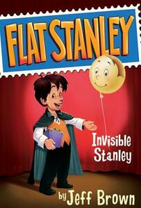 Invisible Stanley - Jeff Brown - cover