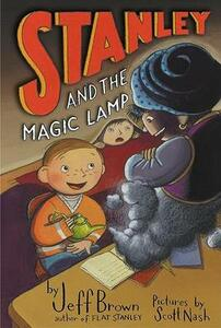 Stanley and the Magic Lamp - Jeff Brown - cover