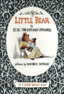 Little Bear - Else Holmelund Minarik - cover