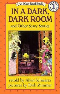 In a Dark, Dark Room and Other Scary Stories - Alvin Schwartz - cover