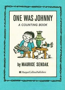 One Was Johnny: A Counting Book - Maurice Sendak - cover