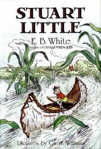 Stuart Little - E. B. White - cover