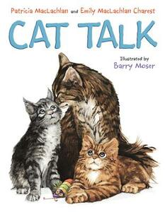 Cat Talk - Patricia MacLachlan - cover