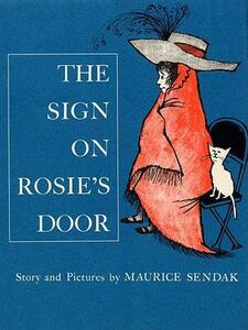 Sign on Rosie's Door - Maurice Sendak - cover