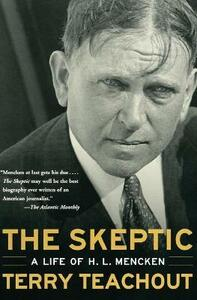 The Skeptic - Terry Teachout - cover