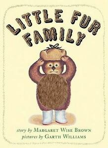 Little Fur Family - Margaret Wise Brown - cover