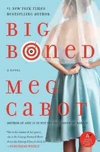 Big Boned - Meg Cabot - cover