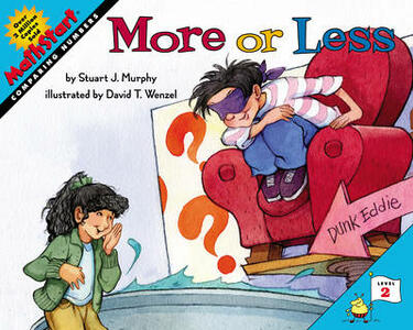 More or Less - Stuart J. Murphy - cover