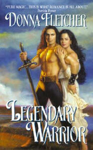 Legendary Warrior - Donna Fletcher - cover
