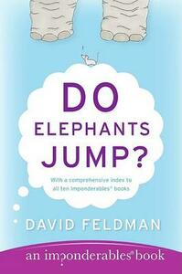 Do Elephants Jump? - David Feldman - cover