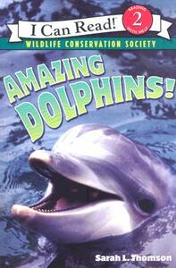 Amazing Dolphins! - Sarah L. Thomson - cover